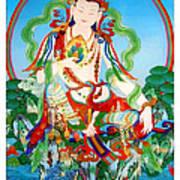 Vasudhara 3 Art Print