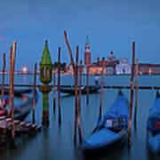 Venice Morning Art Print
