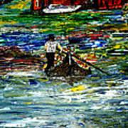 Venice Spring Art Print