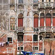 Venice Unseen Art Print