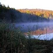 Vermont Pond Art Print