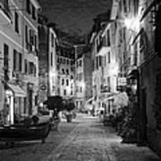 Vernazza Italy Art Print by Carl Amoth