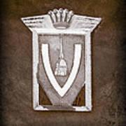 Vignale Emblem Art Print