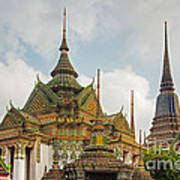 Wat Pho, Thailand Art Print