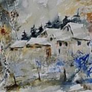Watercolor 419082 Art Print