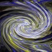 Whirly Whirls 20 Art Print by Cyryn Fyrcyd