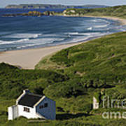 White Park Bay, Ireland Art Print