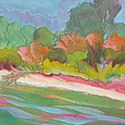 Willamette River 31 Art Print