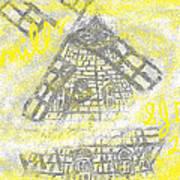 Windmill Art Print by Joe Dillon