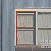 Windows Art Print by Jim Wright