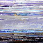 Winter Light Hauxley Haven Art Print