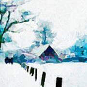 Winter Tales Tnm Art Print