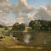 Wivenhoe Park Art Print
