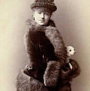 Women's Fashion, 1890 Art Print