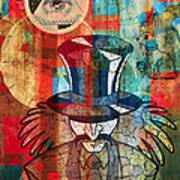 Wonderland Art Print by Robert Ball