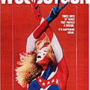 Woodstock, Us Poster Art, 1970 Art Print