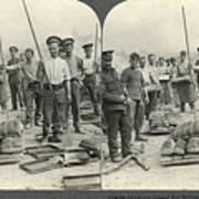 World War I Bakers Art Print