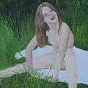 Young Naturist Art Print