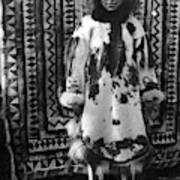 Alaska Eskimo Woman Art Print