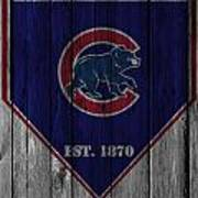 Chicago Cubs Art Print