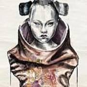 Elina Sheripova Art Print