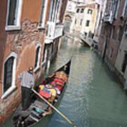 Gondola. Venice Art Print