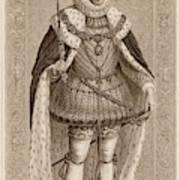 James I Of England James Vi Of Scotland Art Print