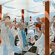 La Vie Parisienne  1931 1930s France Cc Art Print