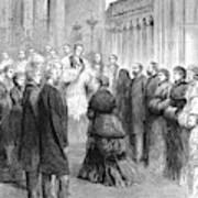 Queen Victoria (1819-1901) Art Print