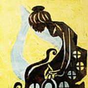 The Wise Virgin Art Print