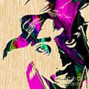 Tupac Collection Art Print