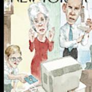 New Yorker November 11th, 2013 Art Print