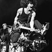 Van Halen - Eddie Van Halen Art Print