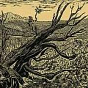 1000 Years Print by Maria Arango Diener