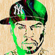 50 Cent Collection Art Print