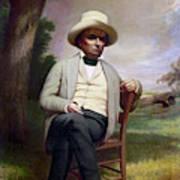 Daniel Webster (1782-1852) Art Print