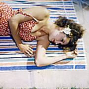 Dorothy Lamour Art Print