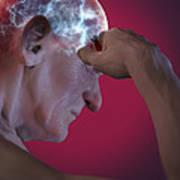 Head Pain Art Print