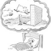 New Yorker December 12th, 2005 Art Print