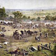 Civil War Gettysburg Art Print