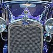 Classic Car. Art Print