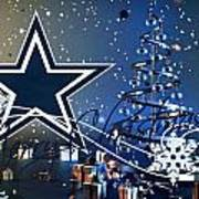 Dallas Cowboys Art Print
