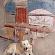 Italy, Campania, Pompeii Art Print