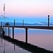 Lake Tahoe Photography Art Art Print