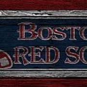 Boston Red Sox Art Print