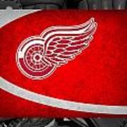 Detroit Red Wings Art Print