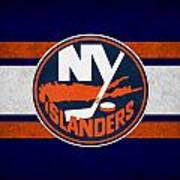 New York Islanders Art Print