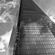 The Shard London Art Print