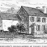 Washington: Headquarters Art Print