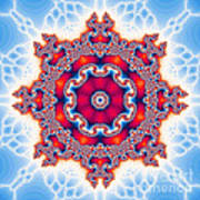 The Kaleidoscope Art Print